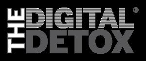 THE DIGITAL DETOX®   Logo zweizeilig