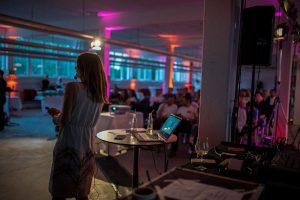 Die erste Social Media Night der Sabath Media Designagentur in Kandel | Foto: Gianni Caretta