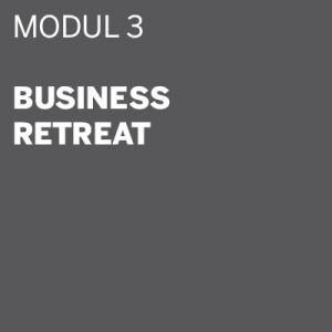 THE DIGITAL DETOX® | Retreat Modul 3: Business Retreat