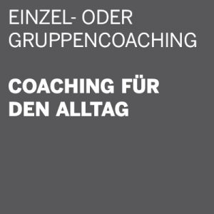 THE DIGITAL DETOX®   Einzel- oder Gruppen-Coaching: Coaching für den Alltag