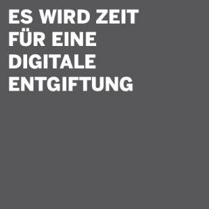 THE DIGITAL DETOX® | Es wird Zeit für eine digitale Entgiftung
