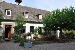 Hofgut Holzmühle in Westheim als möglicher Veranstaltungsort für 2-Tages-Seminare