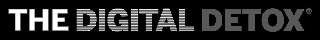 THE DIGITAL DETOX® | Logo einzeilig